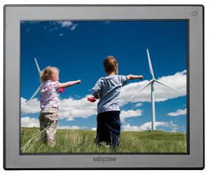 Industrial Displays Nexcom APPD 1700T Vorderseite10IAD170000X0