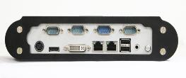 Norco BIS-6556 Embedded System Schnittstellen