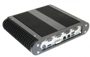 Norco BIS-6556 Embedded System Rückseite